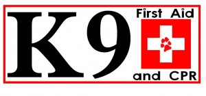 K9 First aid and cpr logo