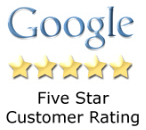 Google Five Stars-matched
